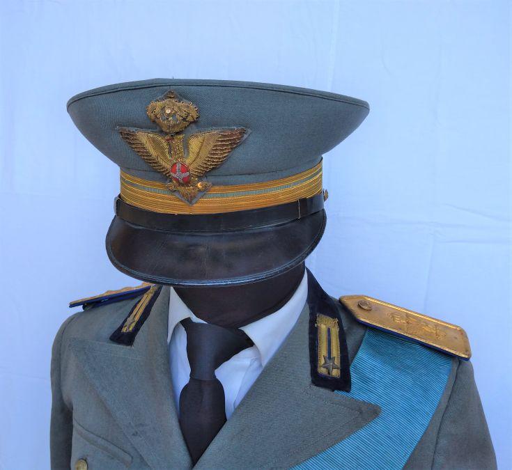 Uniforme dello Stato Maggiore del Regio Esercito modello 1933